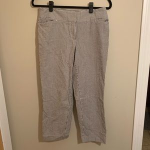Ann Taylor Loft Julie trousers